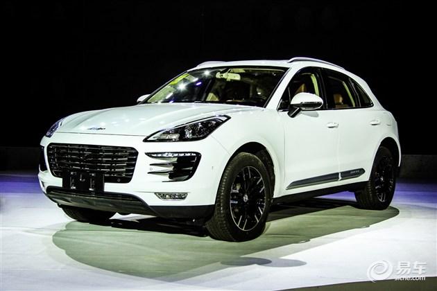 众泰SR9或推9款车型 10月26日公布预售价
