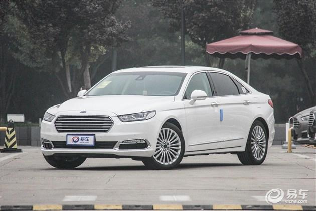 长安福特金牛座新增车型上市 售25.48万元