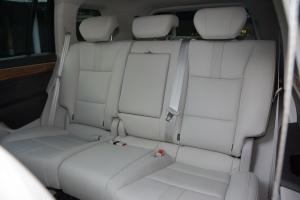 传祺GS8后排座椅图片