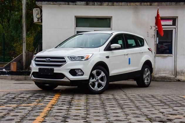 福特将推全新紧凑SUV 代号C430/2019年发布