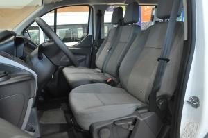 福特新全顺驾驶员座椅图片