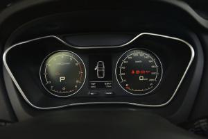 远景SUV仪表 图片