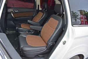 比速M3后排座椅图片