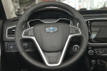 吉利远景SUV方向盘图片