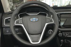 远景SUV方向盘图片