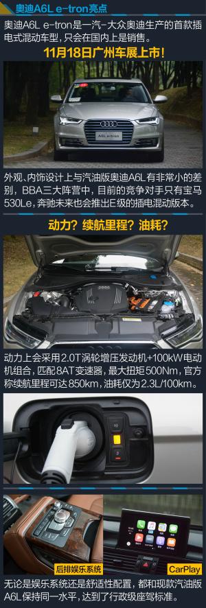 奥迪A6LA6L e-tron图片