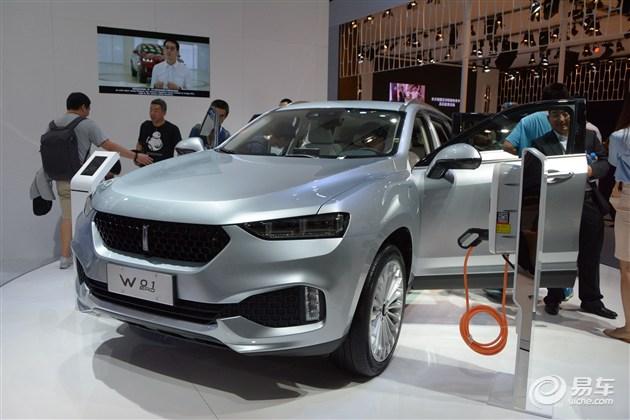 长城首款插电混动SUV或2017年底上市