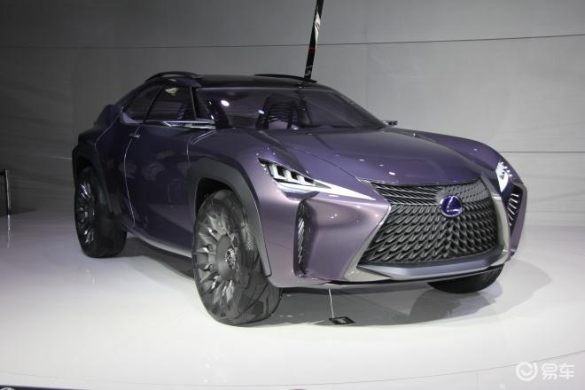 雷克萨斯UX概念车
