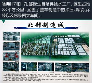 哈弗H7哈弗H7工厂解析图片