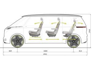 大众I.D.概念电动车图片