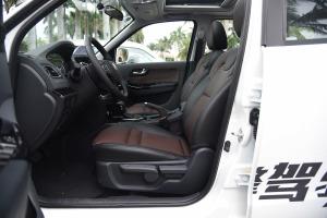 海马S7前排空间图片