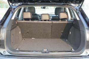 大迈X7行李箱空间图片