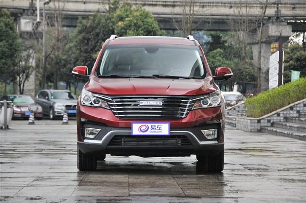 比速T5将于4月6日下线 1.5T+6MT动力/亲民7座SUV