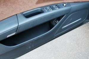 A8L驾驶员门储物盒