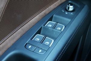 A8L车窗升降键