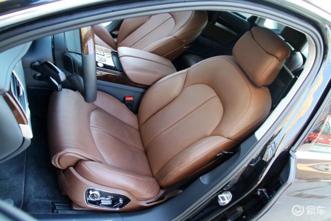 奥迪A8L(进口)A8L驾驶员座椅