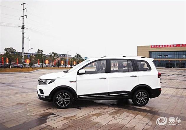 斯威汽车上海车展阵容 斯威X3/新概念车