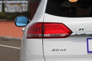 H62017款 全新 蓝标 1.3GDIT 自动 时尚型 外观简约白
