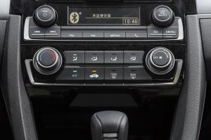 思域中控台空调控制键