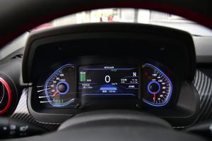 EX系列2017款 北汽新能源 EX260 电动 乐活版图片