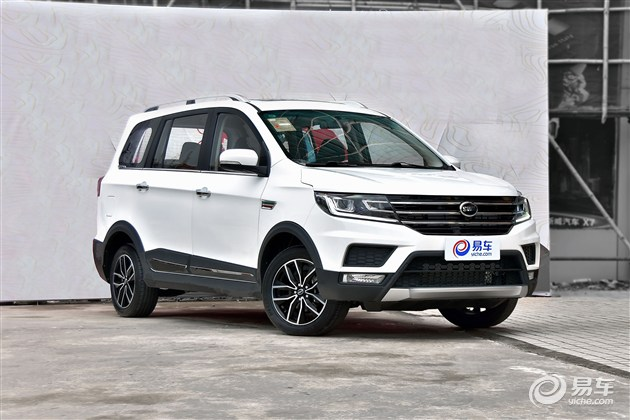 重庆车展新车盘点 多款MPV新车登场