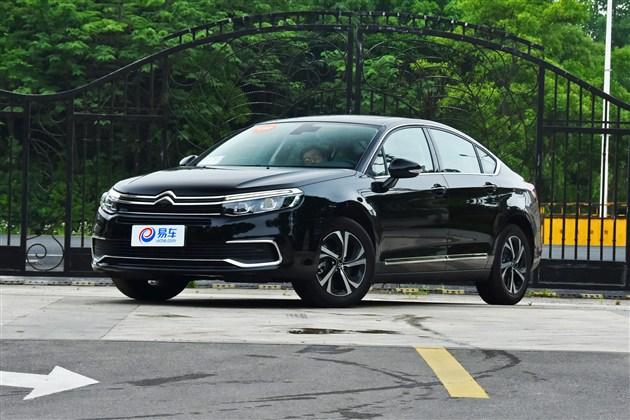 雪铁龙新款C5部分配置曝光 4款车型/6月23日上市