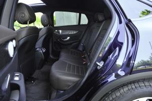 奔驰GLC级(进口)后排座椅图片