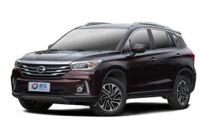 广汽传祺GS4 2017款 200T 手动 两驱 舒适版