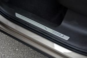 柯迪亚克2017款 TSI380 7座四驱旗舰版 外观曙光金 内饰棕色