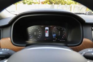 沃尔沃S90仪表盘图片