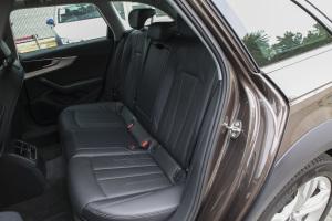 奥迪A4(进口)后排座椅图片