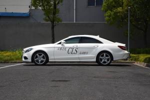 CLS级正侧车头向左水平