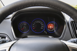 幻速S5仪表盘图片
