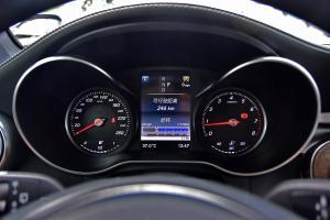 奔驰GLC级仪表盘图片