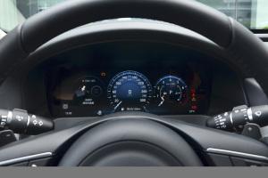 捷豹XFL仪表盘图片