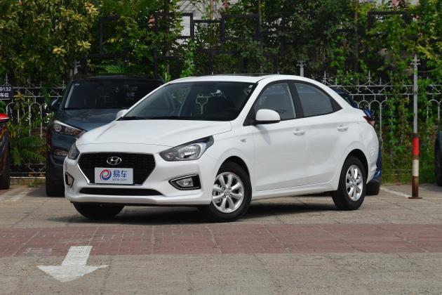 现代全新瑞纳9月19日上市 预售5-8万元/定位小型车