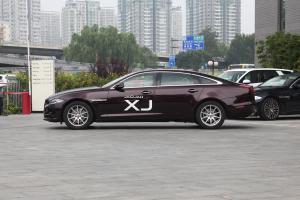 XJ正侧车头向左水平