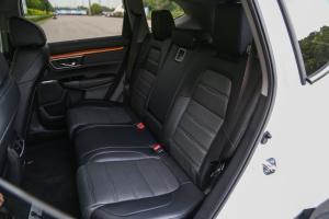 本田CR-V后排座椅图片