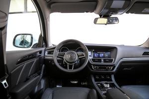 T600驾驶位区域