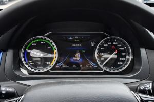 景逸S50 EV仪表盘