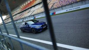 宝马M5全新BMW M5再创传奇图片