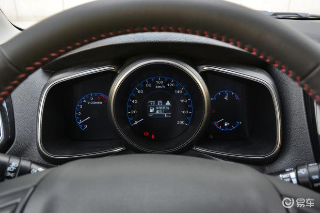 长安欧尚CX70长安欧尚CX70仪表盘