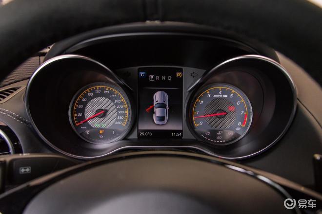 AMG GTAMG GT仪表盘