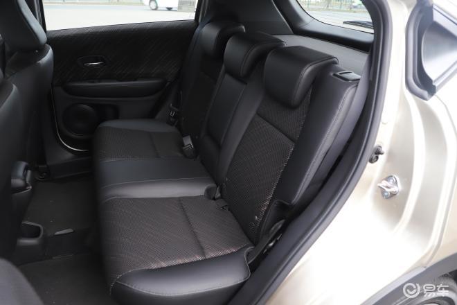本田XR-VXR-V后排座椅