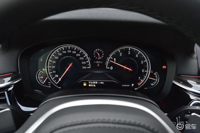 宝马6系GT6系GT仪表盘