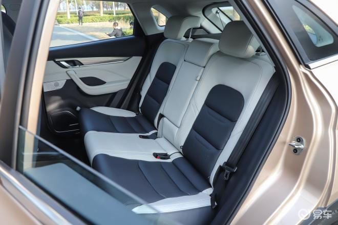 威马EX5EX5后排座椅