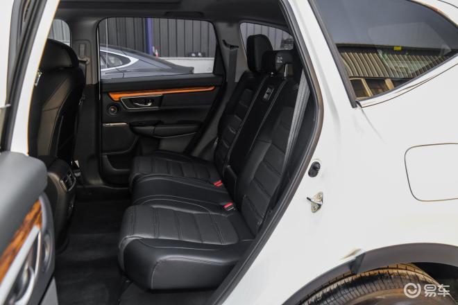 本田CR-VCR-V后排座椅