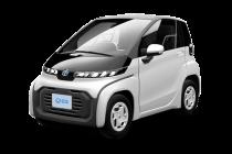 丰田Ultra-compact BEV
