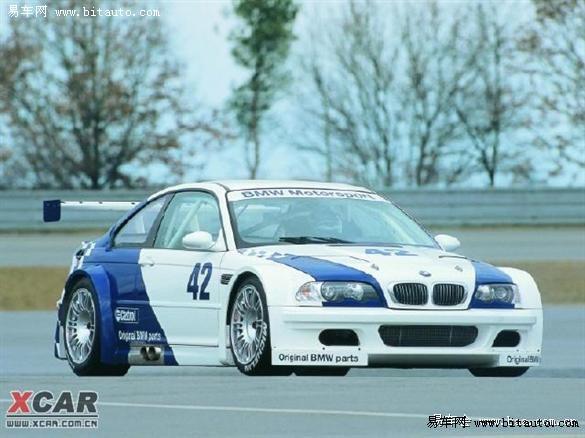 【BMW M3 GTR 图片】-易车网BitAuto.com高清图片