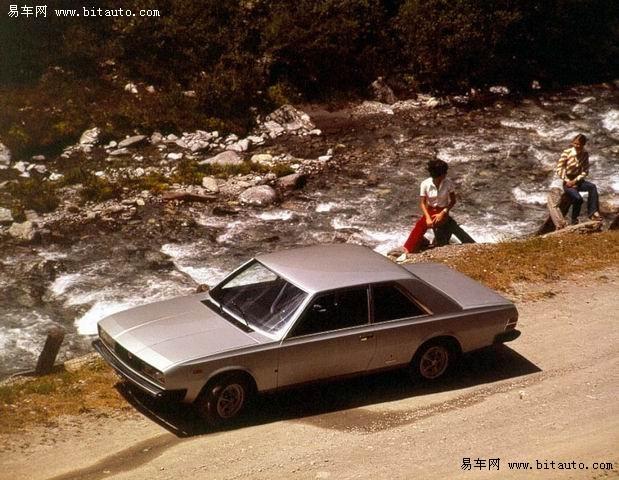 菲亚特车型历史回顾 高清图片